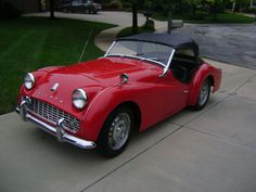1960 Triumph TR3A | 1960 Triumph TR3 Classic Car in Kansas City MO | 3996319159 | Used Cars on Oodle Marketplace