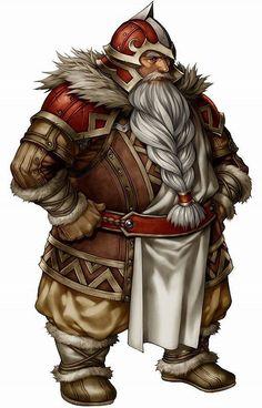 Dwarf, Zwerg, Warrior, Krieger, Beard, Bart,