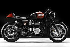 Triumph Bonneville by DCC