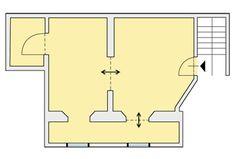 GREEN Apartment - Home Plan