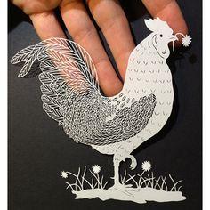 Paper cutout