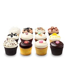 Georgetown Cupcake Assorted Dozen (our office favorites!)