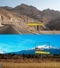Creative Billboard Advertising Designs
