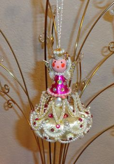 17 Best images about vintage beaded ornaments on Pinterest ...