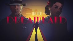 The first full trailer for 'Archer: Dreamland' has arrived! Sterling Archer, Today Cartoon, Applications Android, Danger Zone, Yesterday And Today, Augmented Reality, Animation, The One, Movie Tv