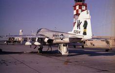 A-6 Intruder VMA(AW)-121.  MCAS El Toro, CA