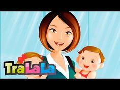 Un cuvânt: Mama - Cântece de primăvară pentru copii | TraLaLa - YouTube Disney Characters, Fictional Characters, Disney Princess, 8 Martie, Portobello, Breads, Youtube, Backyard, Songs