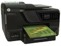 Equipo Multifunci�n HP Color OfficeJet PRO 8600 (CM749A).  Ideal para imprimir color con calidad profesional por menos que las impresoras l�ser, aumentando la productividad con resultados vers�tiles, impresi�n m�vil y opciones de conexi�n de red. Impres