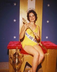 USA, Miss Universe 1960 Linda Bement