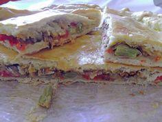 Empada de Sardinhas e Favas Quiches, Food, Fish, Essen, Meals, Pies, Yemek, Eten, Tart