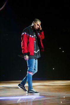 Chris Brown Party Tour, San Diego