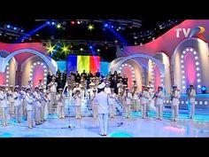 """Muzica Reprezentativă a Ministerului Apărării Naţionale şi Corul """"SOUND"""" al Casei de Cultură a Studenţilor din Bucureşti - Marșuri «Treceți Batalioane Române Carpații», «Marș Revoluționar», și «Drum Bun» / The Romanian Ministry of Defense Representative Band and the Bucharest Students' Cultural House """"SOUND"""" Choir - Marches """"Pass the Romanian Carpathian Battalions"""", """"Revolutionary March"""", and """"Farewell"""""""
