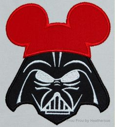 Star Wars Disney Shirts-Great for your Disney Vacation or Cruise. $18.00, via Etsy.