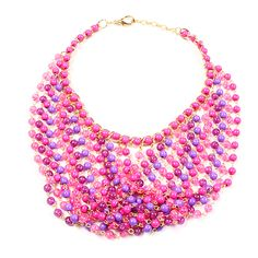 Mercer Street Bib Necklace