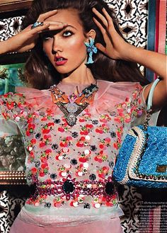 Dolce & Gabbana, Shourouk and Prada