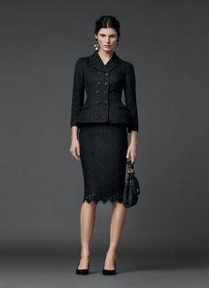 Dolce & Gabbana Fall Winter 2014 Collection