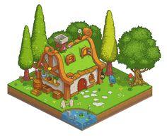 Smart Snow White Pixel Artist: WSX Source: pixeljoint.com