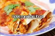 I do! There was this amazing Mexican food restaurant where we lived in North Carolina my husband and I used to go to all the time.