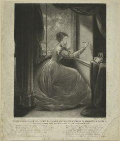 Princess Elizabeth, by Henry Edward Dawe, 1830, National Portrait Gallery.