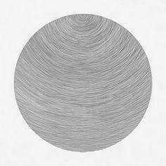 ●●●●●●●●● Drawing by Cyril Galmiche #line #circle #drawing #circuler #round  #geometric #screenprinting #dessin #minimalism #worksonpaper #Handmade #Bw #Blackandwhite #circular