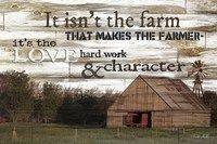 It Isn't The Farm