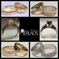 Contigo hasta la Eternidad............ @merladsjoyeros una joya para toda la Vida. Napkin Rings, Wedding Rings, Engagement Rings, Jewelry, Bucaramanga, Jewelry Storage, Life, Enagement Rings, Jewlery