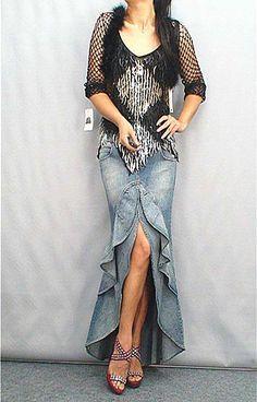 Más de 1000 ideas sobre Maxi Faldas Largas en Pinterest | Faldas ...