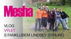 Tady jsem vás s sebou vzala na výlet do krás Krkonoš a to s bezvadnou partou - fanklubem Lindsey Stirling :)