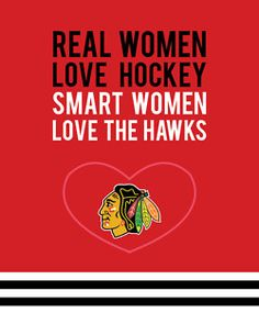 For the Hawks and the women who love them!!!!