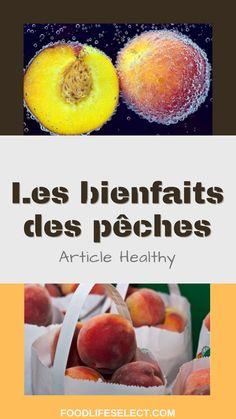 La pêche est connue depuis des siècle en Asie et est arrivée en Europe grâce à Alexandre le Grand. C'est un fruit qu'on retrouve facilement en vente durant tout l'été, pour notre plus grand plaisir.  Personnellement, je trouve que c'est le fruit par excellence de l'été! Et oui un fruit si juteux, au bon goût sucré qui en plus vous apporte beaucoup de vitamines, quoi demander de plus ? #pêche #vitamines #sain #healthy Fruit, Articles, Candy, Healthy, Food, Vitamins, Health, Meals, Candy Bars