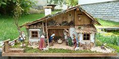 Weihnachtskrippe Passau - Weihnachtskrippen - Krippenfiguren