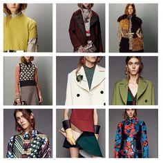 Fashion Selection: Marni.  La marca italiana de lujo nos presenta, siempre en su exquisita simpleza, una depurada imagen de los 70's estampados psicodélicos,abrigos de cortes simples y pieles,verdes, tonos tierra y amarillos protagonizan esta colección para su versión Prefall y Fall 15 . #fashion #womenswear #urbanwear #style #outfit #readytowear #fall15 #marni #womencollection #fashioncollection #italiandesign #trends #moda #estilo #tendencia #modamujer
