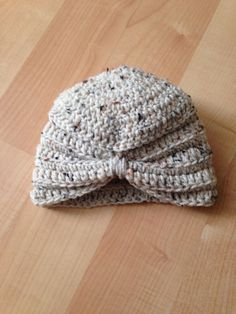 12 Month Turban style Beanie by EmeryNoelle on Etsy