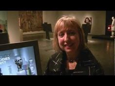 Your own face in art - Cleveland Museum of Art Gallery One; #TIC #Museos