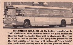 Car Places, Retro Pictures, Close To Home, Columbus Ohio, Time Capsule, Back In The Day, Buses, Cleveland, Childhood Memories