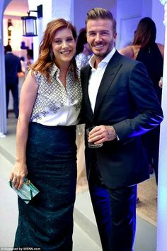 David Beckham suits up for whisky launch in Miami as he insists his venture into acting is 'just for fun anddefinitely not my new career'