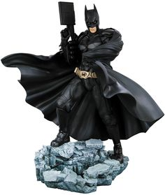 Bane never had a chance...Dark Knight Rises Batman ARTFX statue