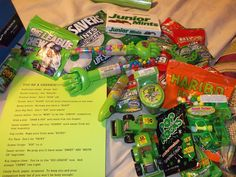 A missionary care package idea for every month of the year. What a cute idea so doing this when Nora goes on her mission (if she doesn't meedt the ONE before that) and for Trevin's mission by bridgette.