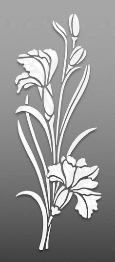 Flower – Cut Outs – Art & Islamic Graphics