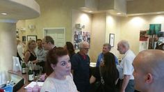 Networking at Eastern Canyon Dental. Welcome back to the Las Vegas Health and Fitness Chamber of Commerce.
