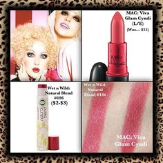 Rural Glamour: New MAC Dupes Added To The Dupe Board!!!