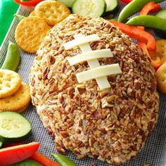 Ham-Cheddar Cheese Ball Recipe