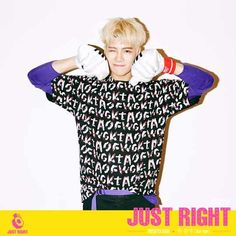 GOT 7//JUST RIGHT//