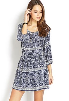 La Vie Boho Dress | FOREVER21 - 2000063862 http://www.forever21.com/Product/Product.aspx?br=f21&category=dress_casual&ProductID=2000063862