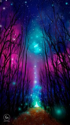 Galaxy Wallpaper Iphone, Neon Wallpaper, Rainbow Wallpaper, Wallpaper Space, Anime Scenery Wallpaper, Butterfly Wallpaper, Landscape Wallpaper, Galaxy Painting, Galaxy Art