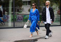 SS18 Fashion Week Street Style