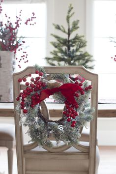 Photography: Emily Egan - http://www.stylemepretty.com/portfolio/emily-egan   Read More on SMP: http://www.stylemepretty.com/living/2014/12/17/home-for-the-holidays-with-rachel-parcell/