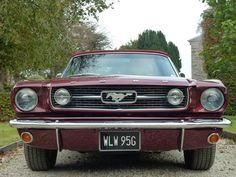 1966 Ford Mustang Convertible - Silverstone Auctions