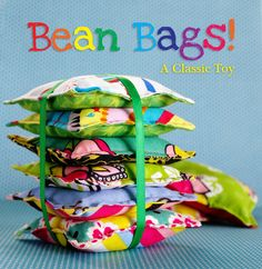 SaltTree: Bean bags, revisiting a childhood classic.