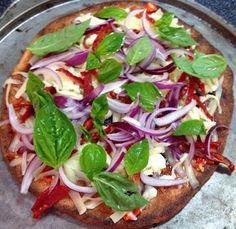 CHEZ L'AMI LOUIS: Pizza a la Parrilla